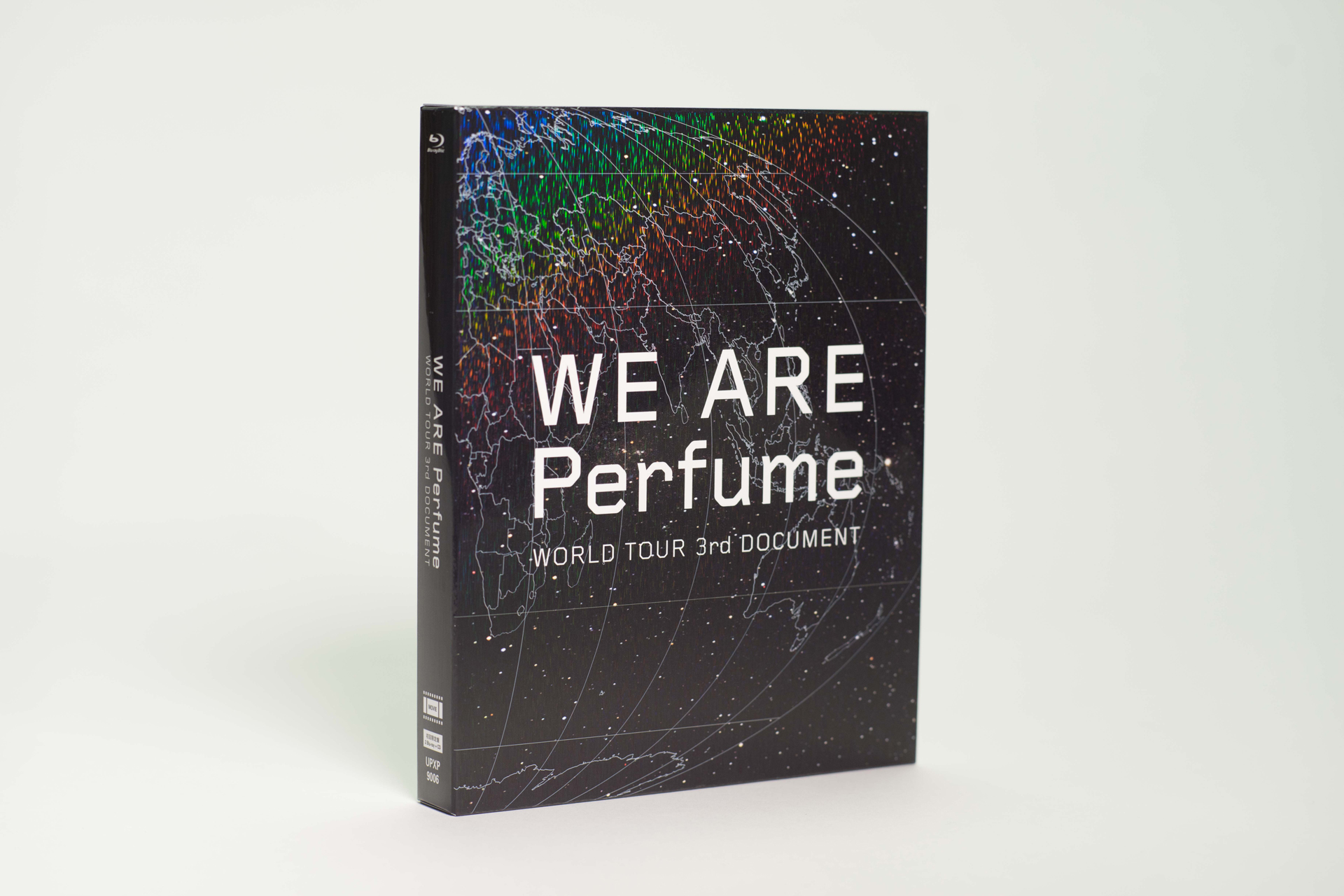 WE ARE Perfume -WORLD TOUR 3rd DOCUMENT Blu-ray,DVD